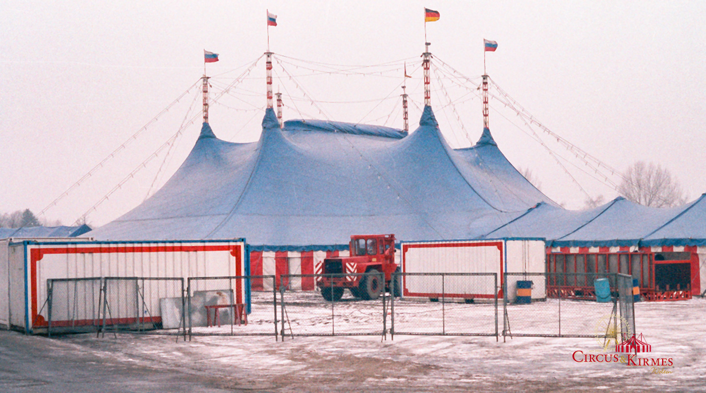 1993 Circus Williams-Althoff in Braunschweig